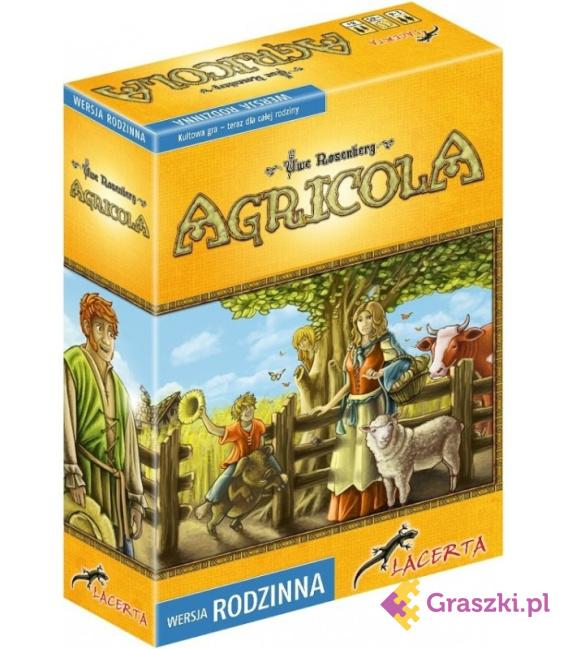Agricola (wersja rodzinna) | Lacerta
